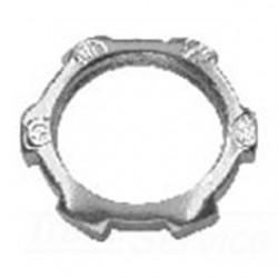 Eaton Electrical - 18 - Cooper Crouse-Hinds 18 Locknut, Size: 3, Material: Steel