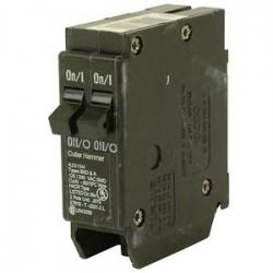 Eaton Electrical - BR2030 - Eaton BR2030 20/30A, 1P, 120/240V, 10 kAIC, BR Series Duplex CB
