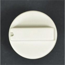TPI - 63818-002 - TPI 63818-002 Replacement Knob for F/FPQ2-40 Heater, Ivory