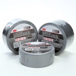 3M - 1900-48MM - 3M 1900-48mm Value Duct Tape, Silver, 1.88 x 50 yd