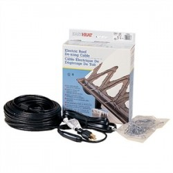 Emerson - ADKS-400 - Easyheat ADKS-400 Roof Deicing Cable, 80'