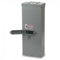 Eaton Electrical - ECB200RB - Eaton ECB200RB Breaker, Enclosure, CSR2200N Breaker, 2P, 1-Phase, 240V, NEMA 3R