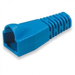 Signamax / AESP - S45SP-BU/100 - Signamax S45SP-BU/100 Blue Snag-Proof Strain Relief Boot - Qty. 100
