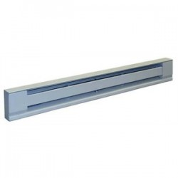 TPI - E2905028SW - TPI E2905028SW Electric Baseboard Heater, 500W, 120V
