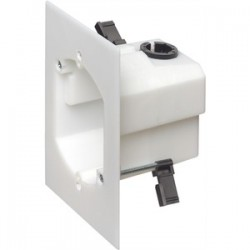 Arlington Industries - FD1RP - Arlington FD1RP Switch/Outlet Box, 1-Gang, Non-Metallic