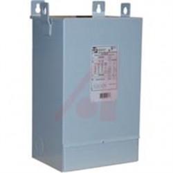 Hammond Power Solutions (HPS) - C1F003LES - Hammond Power Solutions C1F003LES Transformer, Encapsulated, Industrial, 3KVA, 240/480 x 120/240V