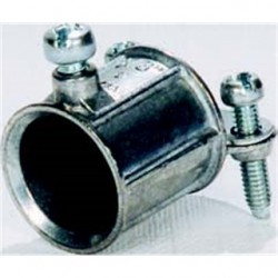 Steel Electric Products - 171C - Steel Electric Products 171C Combination Coupling, EMT to Flex, 1/2, Zinc Die Cast