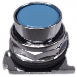 Eaton Electrical - 10250T108 - Eaton 10250T108 30.5 Mm, Pushbutton, Flush, Blue