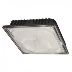 Cree - C-CP-A-SQ-79L-50K-DB - Cree Lighting C-CP-A-SQ-79L-50K-DB LED Canopy, 120-277V, 7900L, 5000K, Dark Bronze