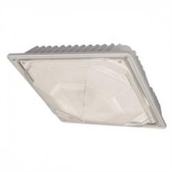 Cree - C-CP-A-SQ-79L-50K-WH - Cree Lighting C-CP-A-SQ-79L-50K-WH LED Canopy, 120-277V, 7900L, 5000K, White