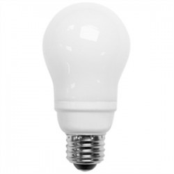 TCP - 11309 - TCP 11309 Compact Fluorescent Lamp, A19, 9W, 2700K