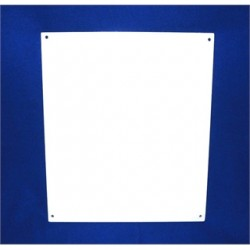 Allied Moulded - PF108 - Allied Moulded PF108 Fiberglass Back Pnl For Am1086
