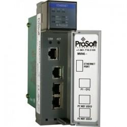 ProSoft Technology - MVI46-MNET - Prosoft Technology MVI46-MNET Communications Module, Modbus, TCP/IP, Client/Server, 2 Port