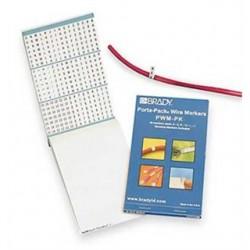 Brady - PWM-PK1 - Brady PWM-PK1 Wire Marker Booklet