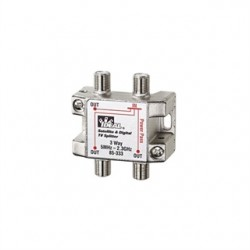 IDEAL Electrical / IDEAL Industries - 85-333 - Ideal 85-333 Splitter, 3-Way, Satellite/Digital TV, 5MHz - 2.3GHz