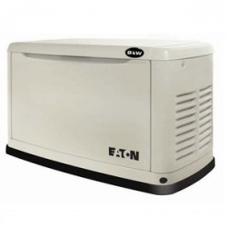 Eaton Electrical - EGENA9 - Eaton EGENA9 Standby Generator System, 9 kW, 120/240V, Used with Air-Cooled