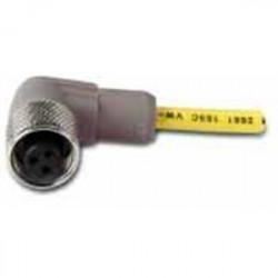 Eaton Electrical - CSDR4A4CY2210 - Eaton CSDR4A4CY2210 4 Pin, Micro Cordset