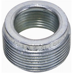 American Fittings - RB5038 - American Fittings Corp RB5038 1/2 to 3/8 Steel Reducing Bushing