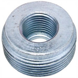 American Fittings - RB200100 - American Fittings Corp RB200100 2 to 1 Steel Reducing Bushing