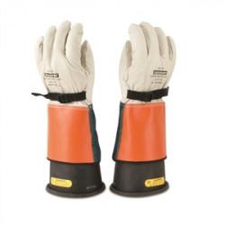 Cementex - P2-14-11 - Cementex P2-14-11 Arc Flash Cowhide Gloves, 14, Class 2, Size 11