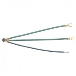 IDEAL Electrical / IDEAL Industries - 30-3289 - Ideal 30-3289 3 Wire Combo Tail, Bag of 25
