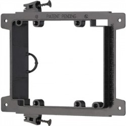 Arlington Industries - LVS2 - Arlington Industries LVS Screw-On Low Voltage Mounting Brackets for New Construction