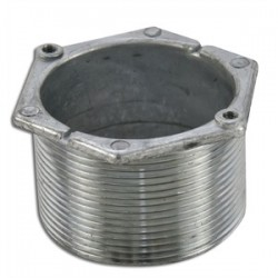 Wiremold / Legrand - 1124L-2 - Wiremold 1124L-2 2 Locking Nipple