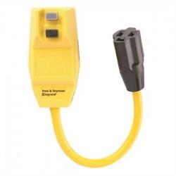 Pass & Seymour - 1594-CS1M - Pass & Seymour 1594-CS1M 15A PORT GFCI 1' CORD