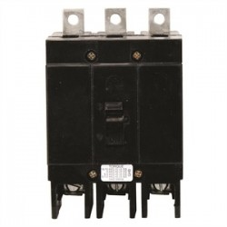 Eaton Electrical - GHB3020 - Eaton GHB3020 Breaker, 20A, 3P, 277/480 VAC, 125/250 VDC, GHB, 14 kAIC