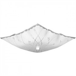 Progress Lighting - P4962-30 - Progress Lighting P4962-30 Close to Ceiling Light, 2 Light, 60W, White