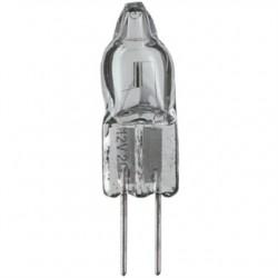 Satco - 10T3/CL - Satco 10T3/CL Halogen Capsule Lamp, T3, 10W, 12V
