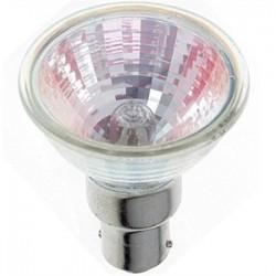 Satco - 20MR16/DC/FL - Satco 20MR16/DC/FL Halogen Lamp, MR16, 20W, 12V, FL36