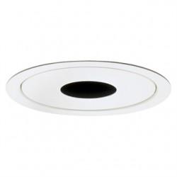Philips - 1052LV - Lightolier 1052LV Pinhole Trim, 5, White, Low Voltage