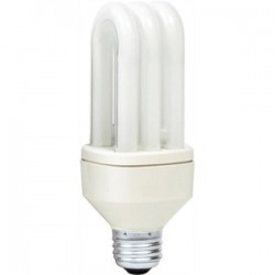 Candela - SLS25 - Candela SLS25 Compact Fluorescent Lamp, SLS, 25W, 2800K