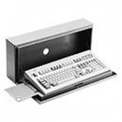 Pentair - CKBC24 - Hoffman CKBC24 Concept Keyboard Box, 10 x 23 x 5, For Use to Mount Keyboard