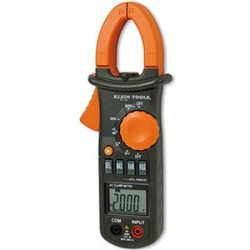 Klein Tools - CL100 - Klein CL100 AC/DC Clamp Meter, 600A