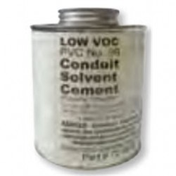 BizLine - CEMENTQTAW - Bizline CEMENTQTAW PVC Cement, All Weather, Fast-Dry, Size: 1 Quart