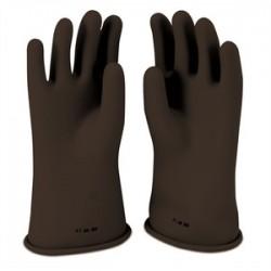 Cementex - IG0-11-9B - Cementex IG0-11-9B Black Insulated Electrical Glove, Class 0 - Size: 9