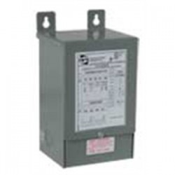 Hammond Power Solutions (HPS) - C1F015LES - Hammond Power Solutions C1F015LES Transformer, Automation, 15KVA, 240/480VAC Input, 120/240VAC Output