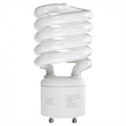 Osram - CF13EL/GU24/827/BL - SYLVANIA CF13EL/GU24/827/BL Compact Fluorescent Lamp, Mini-Twister, 13W, 2700K