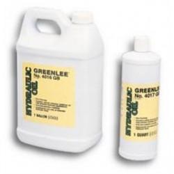 Greenlee / Textron - 4016GB - Greenlee 4016GB Hydraulic Oil - 1 Gallon Jug