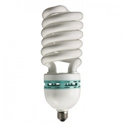 Eiko - SP105/50/MED - Eiko SP105/50/MED Compact Fluorescent Lamp, Twister, 105W, 5000K