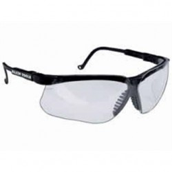 Klein Tools - 60053 - Protective Eye Wear Black Frame W/clear Lens