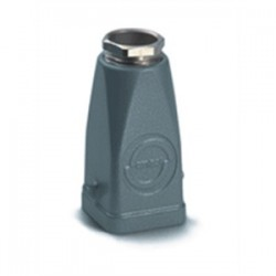 Lapp Systems - 10.5121NP - Lapp 10.5121NP EPIC HA 3/4 Hood, Single Lever Bolt, Top Entry, 1/2 NPT, Die Cast, NO Gland