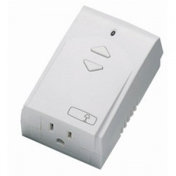 On-Q / LeGrand - MRP6W - ON-Q MRP6W Plug-In Lamp Module, 300W, White