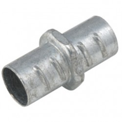 Hubbell - 2273 - Hubbell-Raco 2273 Screw-In Coupling, 3/4, Zinc Die Cast