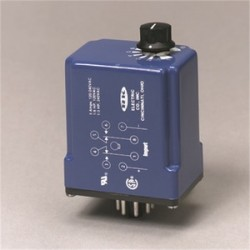 R-K Electronics - CDB-115A-2-5M - R-K Electronics CDB-115A-2-5M Timing Relay, Interval On, 10A, DPDT Contacts, 3 sec-5 min, 115VAC