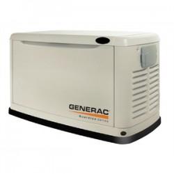 Generac - 5885 - Generac 5885 Generator, Standby, Air-Cooled