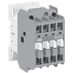 ABB - N40E-84 - ABB N40E-84 Control Relay, 4NO, 120V AC Coil