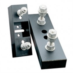 Mersen - P243G - Ferraz P243G Fuse Block, Semi-Conductor, Bolt On, 35 - 600A, 1000VAC, Studs